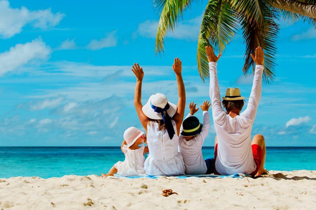Семейный туризм и отдых заграницей