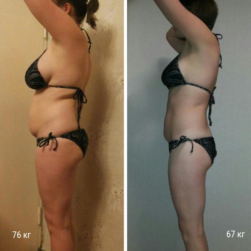 Диета для ленивых фото до и после