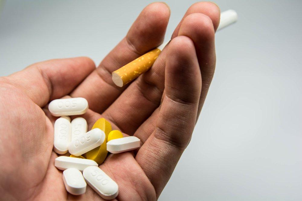 Рейтинг лучших таблеток от курения