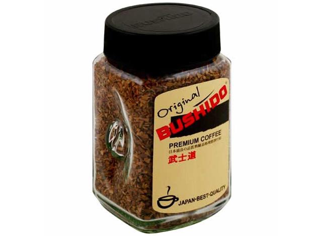 Рейтинг растворимого кофе Bushido