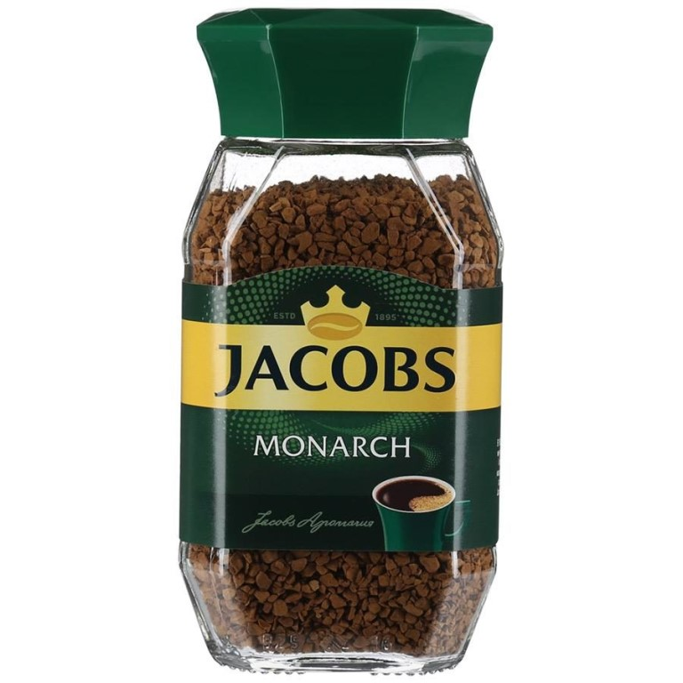Рейтинг растворимого кофе Jacobs Monarch