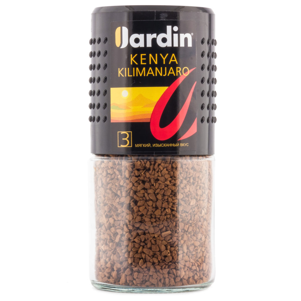 Рейтинг растворимого кофе Jardin