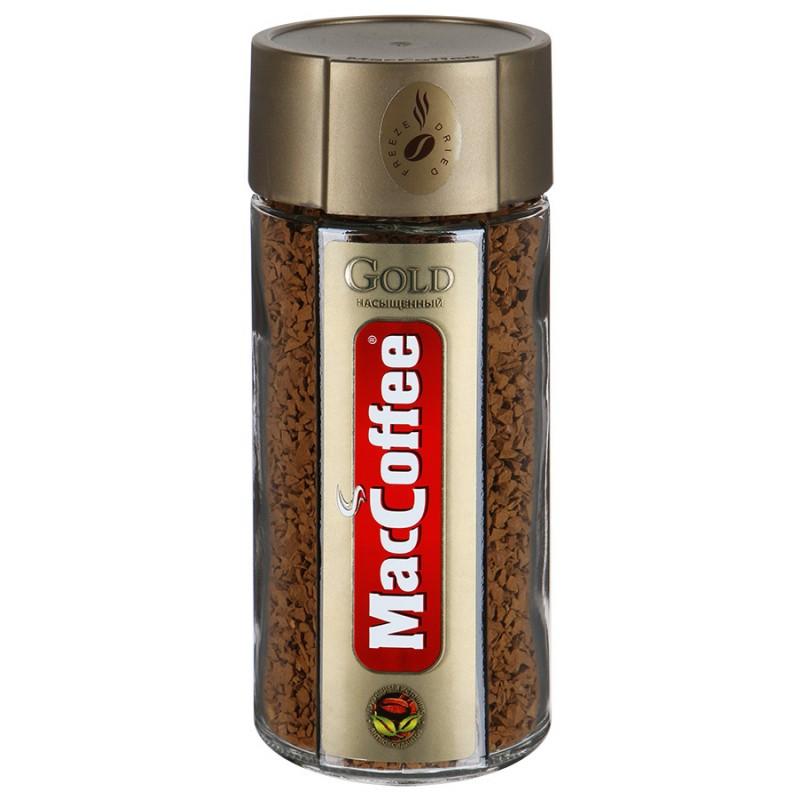 Рейтинг растворимого кофе MacCoffee