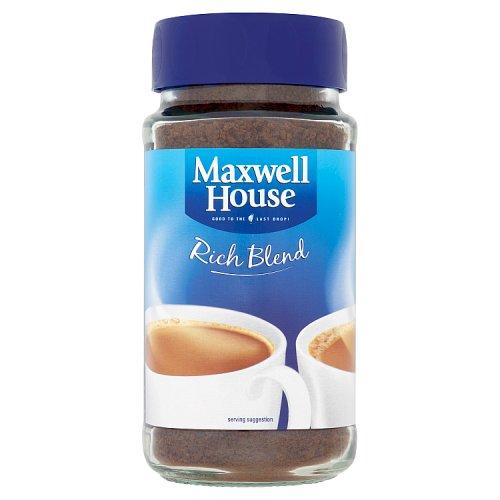Рейтинг растворимого кофе Maxwell House