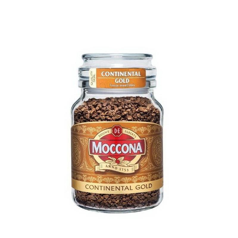 Рейтинг растворимого кофе Moccona