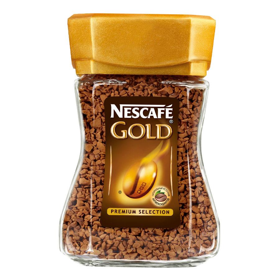 Рейтинг растворимого кофе Nescafe Gold