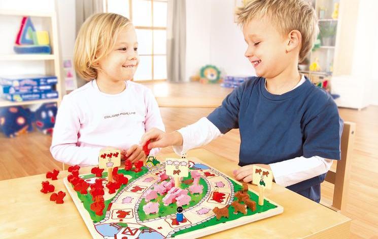 Развитие ребенка от 3 до 6 лет