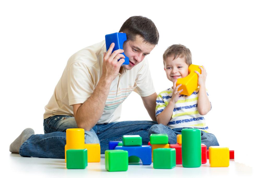 Развивающие игры для детей от 3 лет