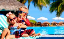 Отдых на море с детьми 2019
