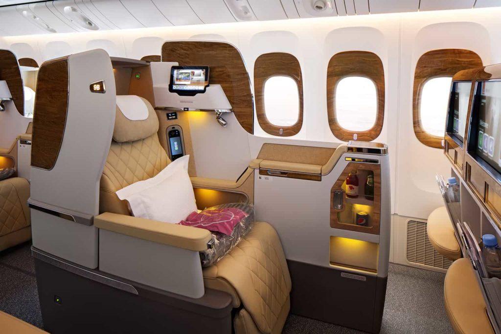 бизнес класс фото салона самолета быстросъёмный, крепится ствольной
