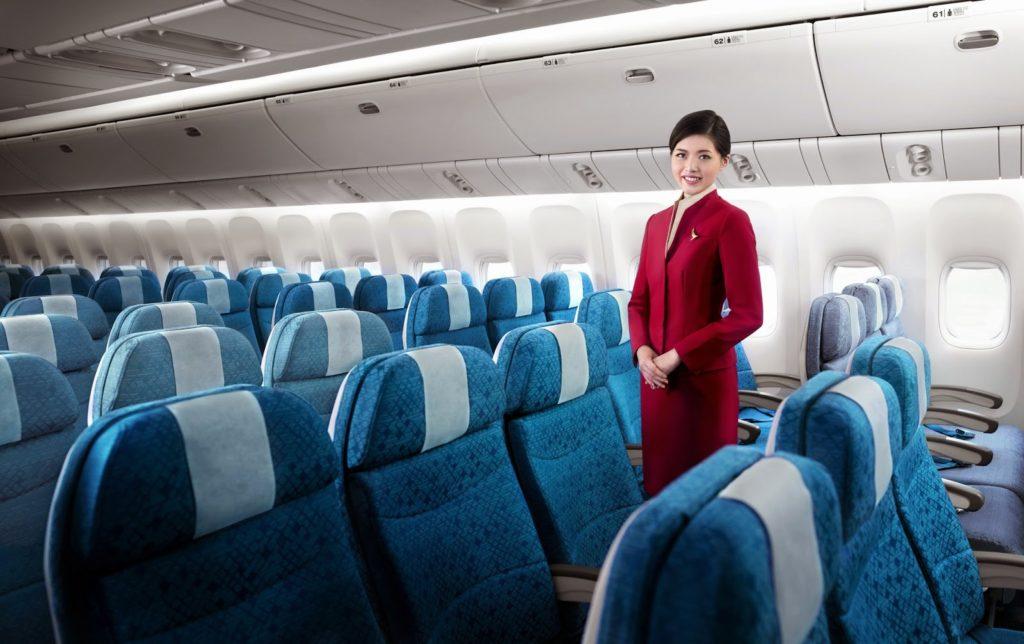 Самолет эконом класса фото