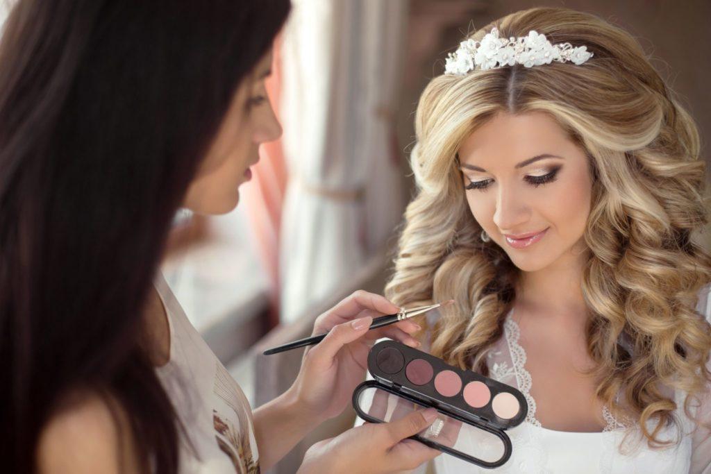 Как сэкономить на свадьбе макияж невесты