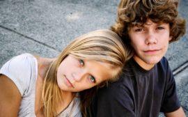 Переходный возраст у девочек и мальчиков