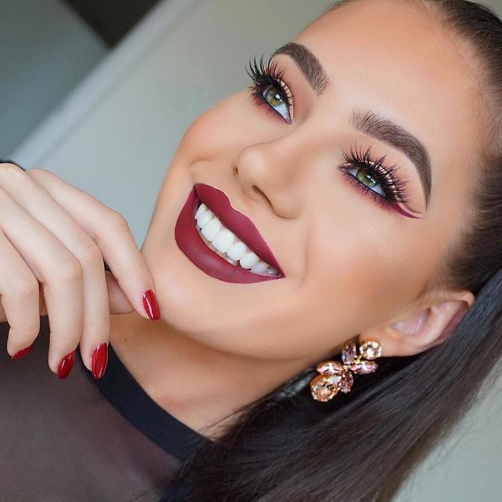 Модный макияж 2020 года тренды и модные тенденции