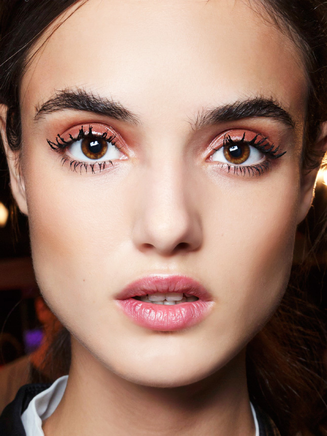 Модный макияж 2020 тренды