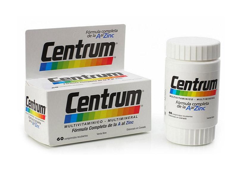 Какие витаминв купить Центрум