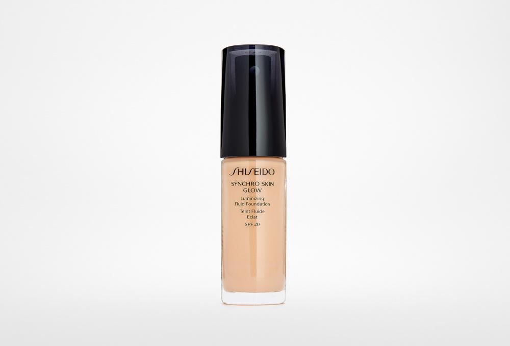 Shiseido Synchro Skin Glow рейтинг тональных средств