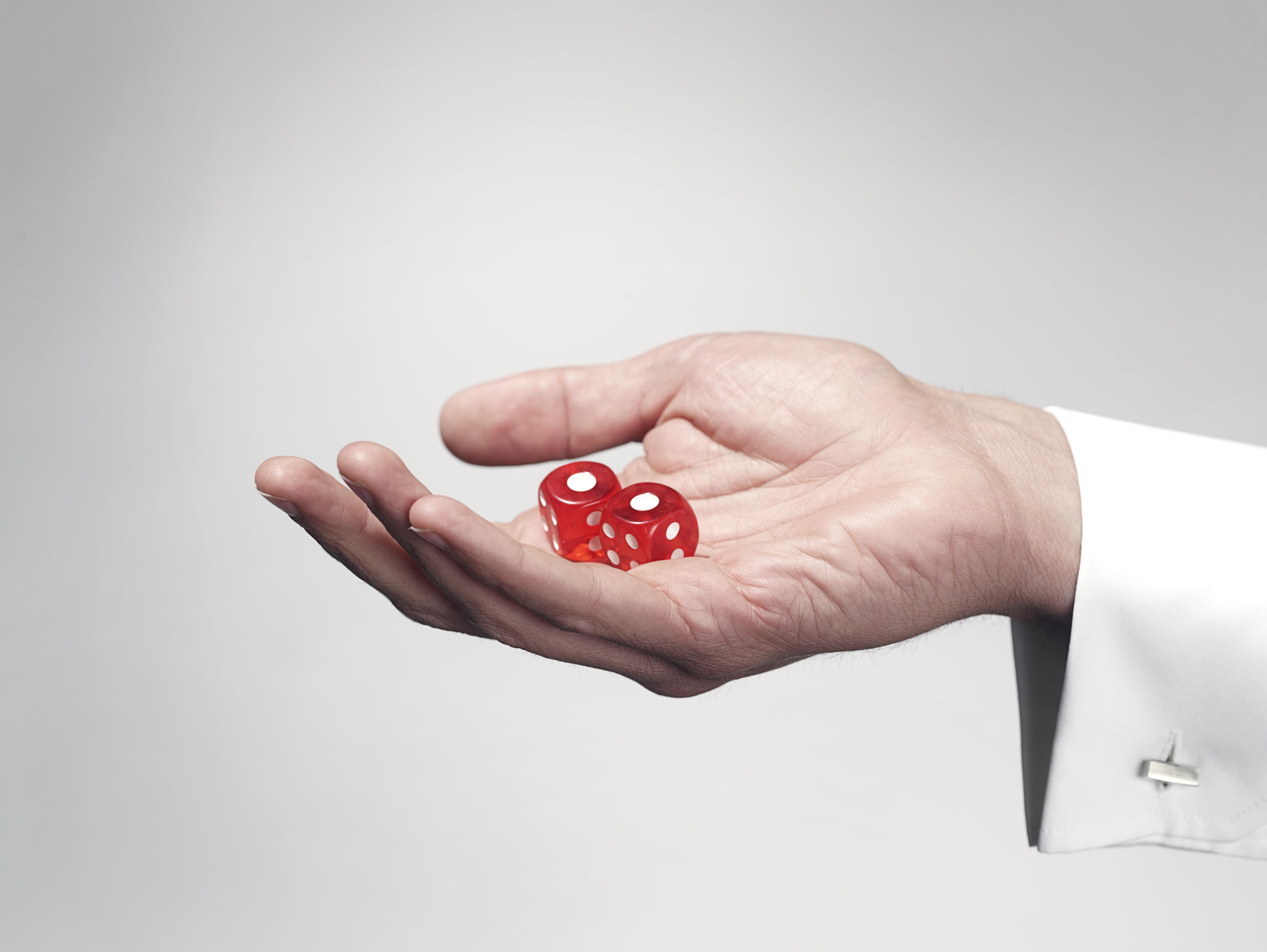 Гадание на игральных костях «Да или Нет?»