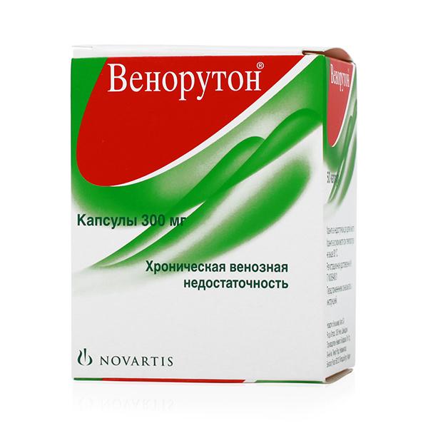 Лечение варикоза вен лучшие препараты и методы лечения Венорутон