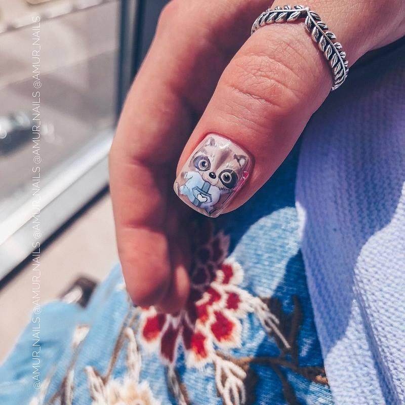 Модный маникюр 2020-2021 ведущие тренды, дизайн, фото