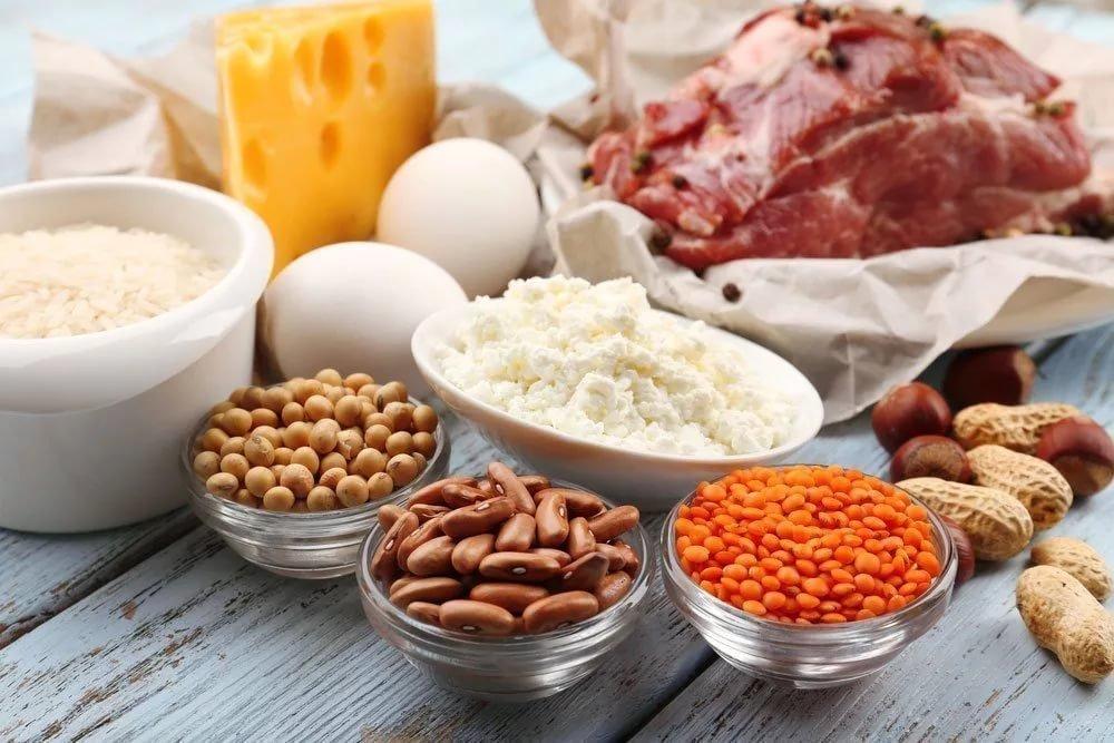Белковая диета для похудения меню на 2 недели