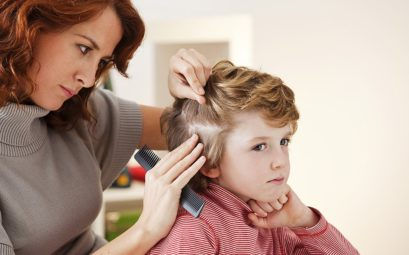 Как вывести вшей у ребенка в домашних условиях