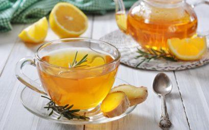 Имбирный чай для похудения, как принимать, рецепты
