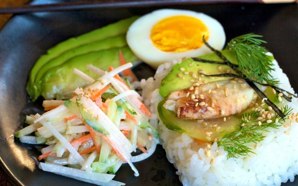 Японская диета меню на 14 дней