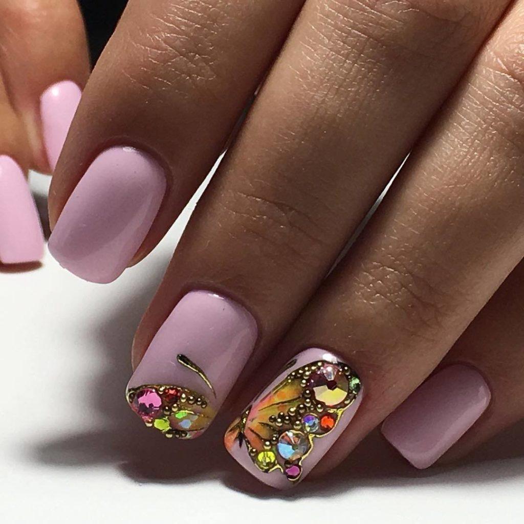 Ногти летний дизайн