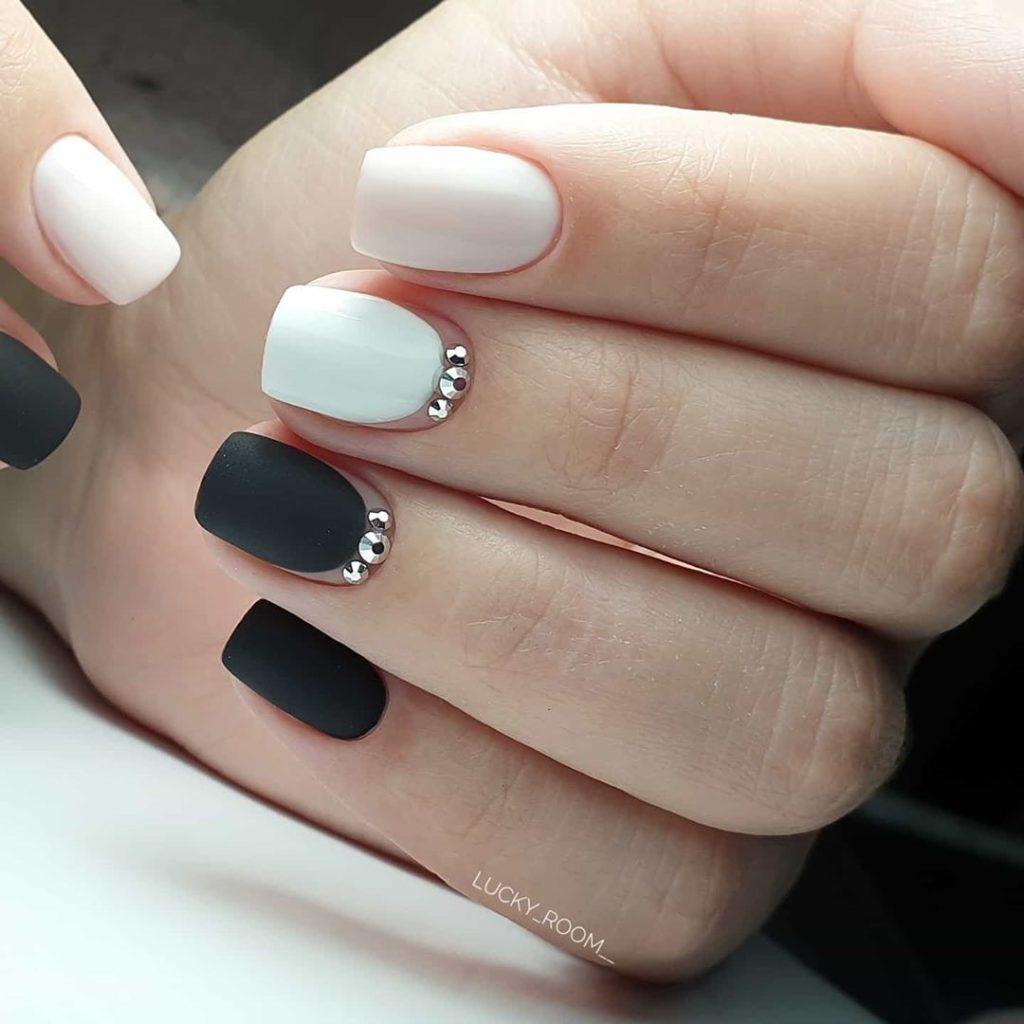 Ногти яркий дизайн