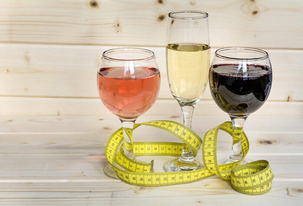 Алкоголь и диеты