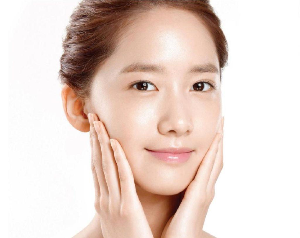 Корейская система ухода за кожей